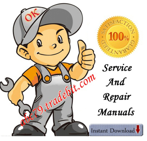 Flow Skid Steer Loader Workshop Service Repair Manual DOWNLOAD S/N ...