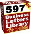 Thumbnail 597 Ready To Use Sales Letters and Business Forms