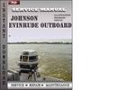 Thumbnail Johnson Evinrude 1.5-40 hp Factory Service Repair Manual Download