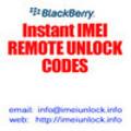 Thumbnail Blackberry 9000 Unlock Code
