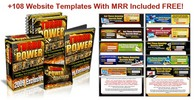 Thumbnail 200+ Website Templates With Master Resale Rights!