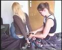 Thumbnail Dutch girls and cuffs
