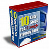 Thumbnail 10 Steps to A Google Friendly Page