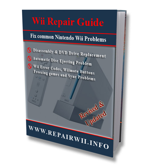 Pay for Wii Buttons not Responding Repair Guide  Download DIY eBook