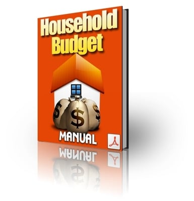 Pay for Household Budget Manual (PLR)