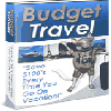 *ALL NEW!*  Budget Travel Guide - PRIVATE LABEL RIGHTS INCLUDED