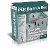 Thumbnail *NEW*  PLR Biz-In-A-Box Package - MASTER RESALE RIGHTS