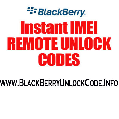 Pay for UK Orange Blackberry Tour 9630 SIM Unlocking Code
