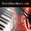 Thumbnail Beriot, Charles Auguste de - Deuxieme Fantasie Ballet  Op.105 score violin and piano parts sheet music