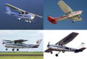 Thumbnail Cessna Service 100 Series Repair Manual 1956-62 Cessna 150, 172, 177, 180, 182, 185 Service Workshop Book