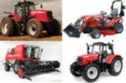 Thumbnail Massey Ferguson Service MF 3400 S/V Series MF-3425-S, MF-3435-S, MF-3425-V, MF-3435-V Manual Complete Workshop Manual Tractor Shop Repair Book