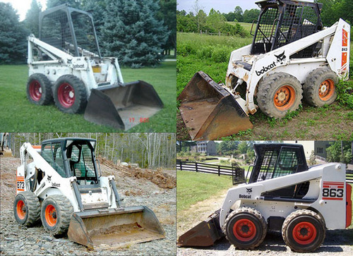Pay for Bobcat Parts 873 Manual Skid Steer 873-G, 873G Complete Parts Catalog