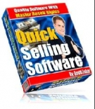 Thumbnail Quick Selling Software - With Resell Rights