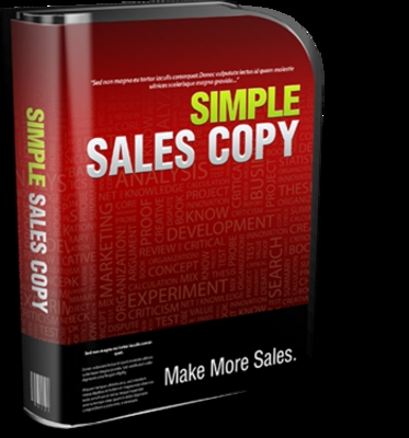 Pay for  Amazing Simple Sales Copy Software
