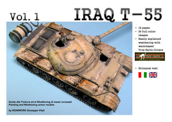 Pay for T55 Full Weathering Tutorial