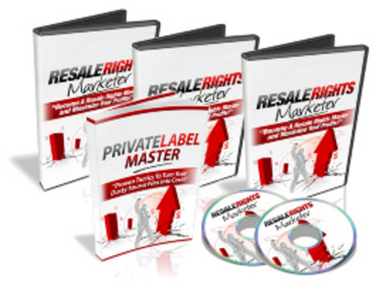 Pay for Resale Rights Marketer (Includes MRR + Bonuses)