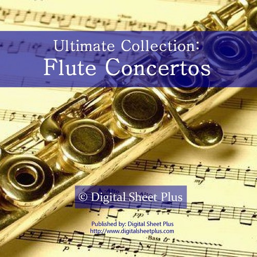 Pay for Ultimate FLUTE CONCERTOS Spartiti Collection