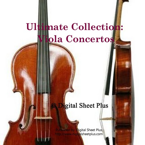 Pay for Ultimate Collection: VIOLA CONCERTOS Partituras