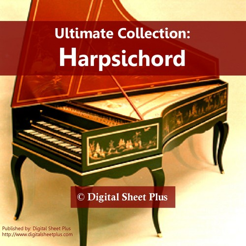 Pay for Ultimate Collection: HARPSICHORD Partituras Complete