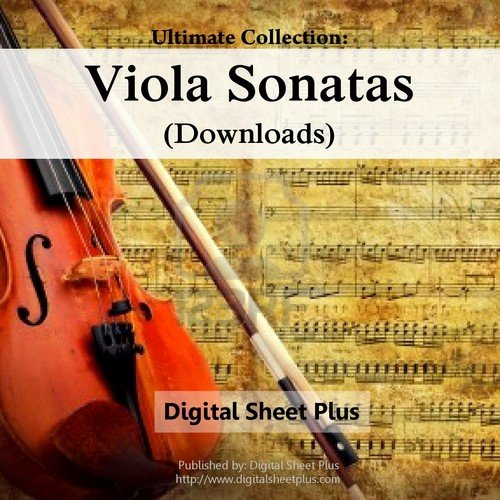 Pay for Viola Sonatas Partituras Ultimate Collection
