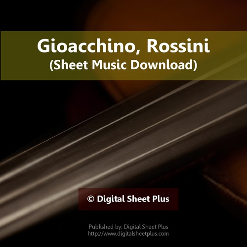 Pay for Rossini  Gioacchino Partituras Collection