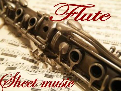 Pay for Flute partituras complete