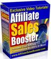 Thumbnail Affiliate Sales Booster  Increase Your Affiliate Commissions By 600 Or More Video Tutorials