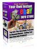Thumbnail  Instant Ebay Store With MRR