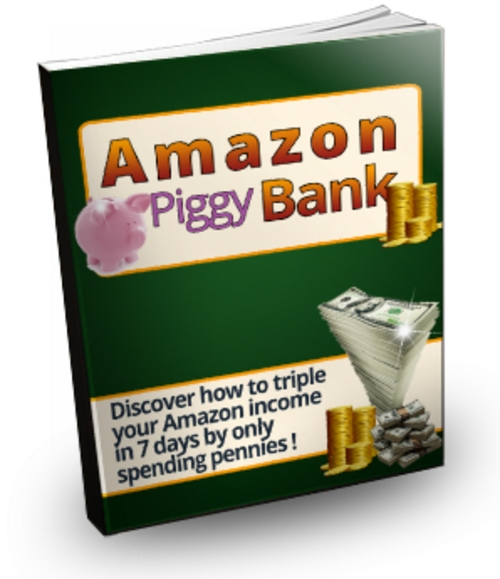 Pay for Amazon Piggy Bank - Immediate Cash With Amazon-Kindle