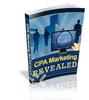 Thumbnail CPA Marketing Revealed - Viral eBook plr
