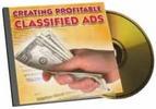 Thumbnail Creating Profitable Classified Ads plr