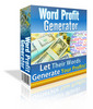 Thumbnail *NEW!* Word Profit Generator - Script Makes You Money