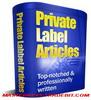 Thumbnail *NEW!* 6300 PLR Articles+ 5000 PLR Articles with PLR
