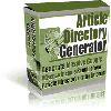 Thumbnail *NEW!*  Article Directory Generator - PRIVATE LABEL RIGHTS   Generate Massive Google Adsense Income Running Your Own Article Directory on the Internet