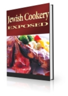 Pay for *NEW!* Jewish Cookery Exposed With Private Label Rights