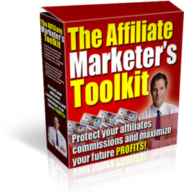 Pay for *NEW!* The Affiliate Masters Tool Kit | Become A Master Affiliate- With The Affiliate Masters Tool Kit with Resell Rights | Fully protect yourself from dirty commission thieves!