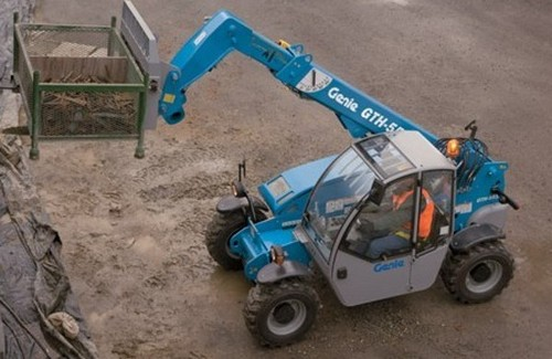 ... Genie GTH 55-19 Telehandler Service Repair Workshop Manual DOWNLOAD