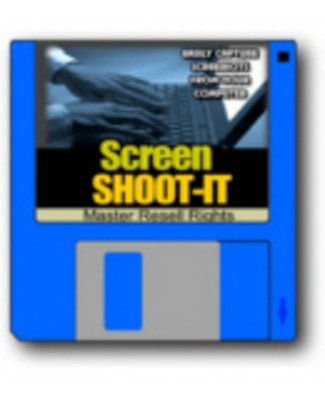 Pay for Screen Shoot-It - capture screenshots from your computer