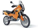 Thumbnail 2005 KTM 950 ADVENTURE / 950 ADVENTURE S MOTORCYCLE OWNER'S MANUAL