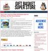 Thumbnail Gift Baskets PLR Amazon Pre-Loaded Store Website