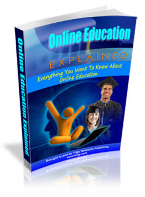 Pay for Online Education Explained with Master Resell Rights