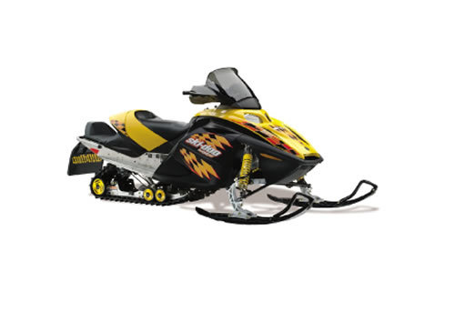 how to change belt on a 2005 ski doo mxz
