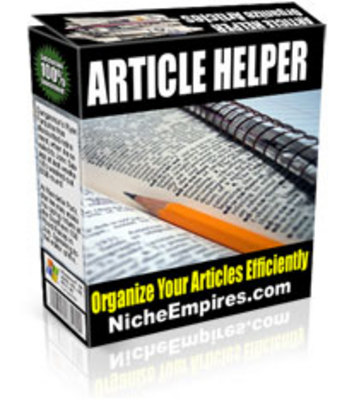 Pay for Article Helper