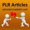 Thumbnail 25 article Marketing PLR articles, #1