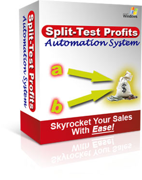 Pay for Split Test Profits Automation System With Master Resell Rights - Eliminate All Guess Work