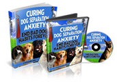 Thumbnail Curing Dog Separation Anxiety - Ebook + Audio