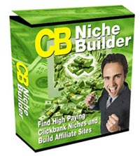 Thumbnail CB Niche Builder - Instantly Build High Profit ClickBank Affiliate Niche Sites with Resell Rights!