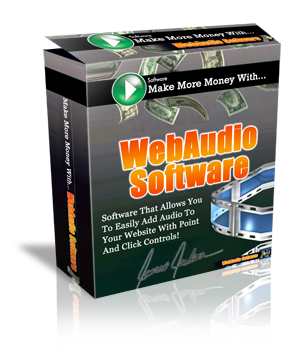 Pay for Web Audio Software