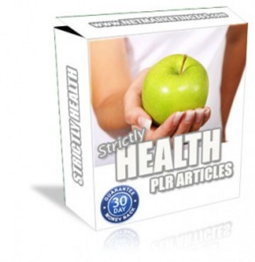 Pay for 68 Health Diet PLR Articles