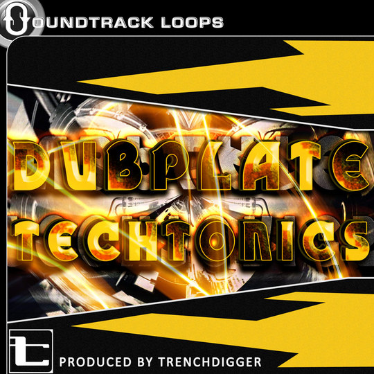Thumbnail Dubplate Techtonics Acid Loops Dubstep & Drum n Bass Loops